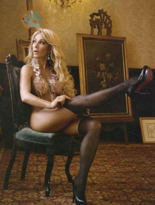 Fotografías de Olivia Collins sensual para la revista Playboy :