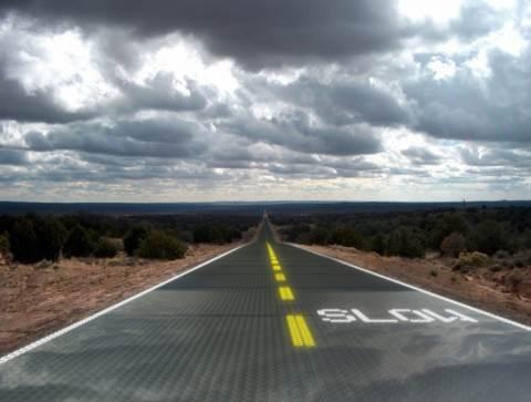 Carreteras solares estadounidenses