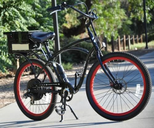 Bicicleta electrica SiGNa