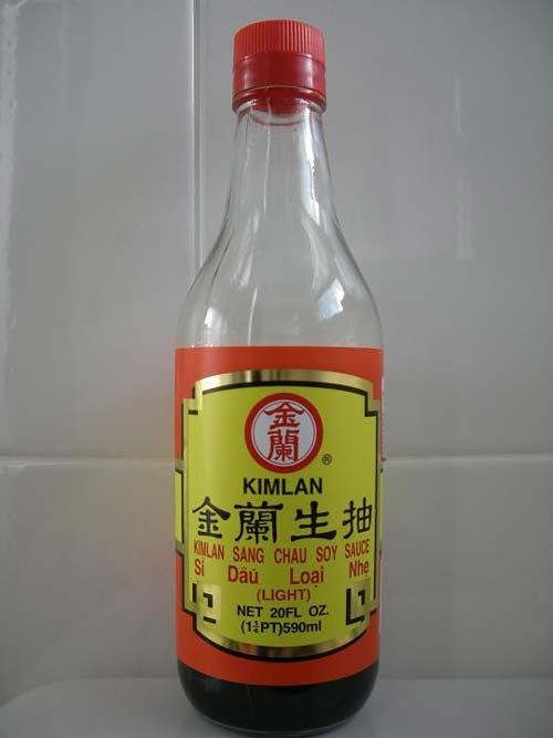 China hace salsa de soja con cabello humano