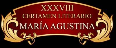 Certamen de Literatura y Poesía María Agustina XXXVIII