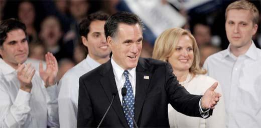 Mitt Romney tiene raíces mexicanas porque su padre nació en México