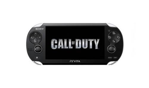 PS Vita tendrá a Call of Duty