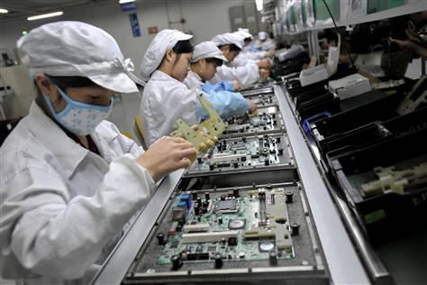 empresa china incrementa el pago a sus empleados
