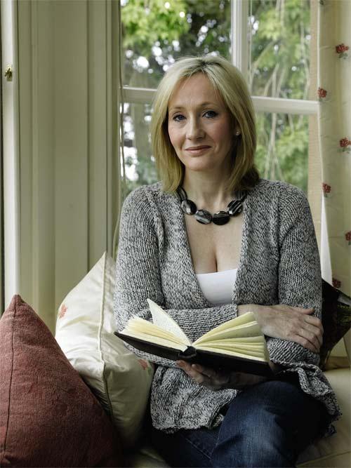 Autora de Harry Potter escribirá nuevo libro