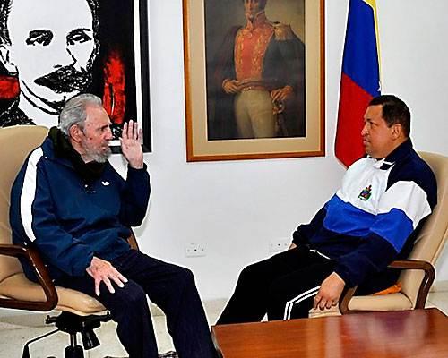 presidente de venezuela sale de cirugia