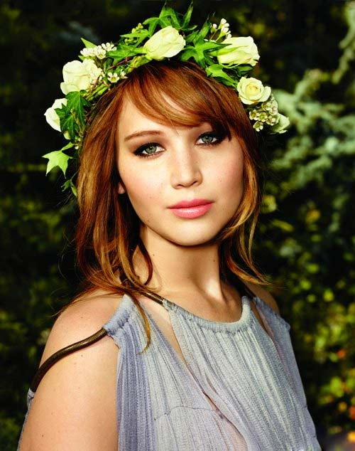 Entrevista de Jennifer Lawrence para Glamour Magazine