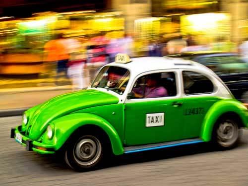 Adios a los taxis Volkswagen Sedan en México