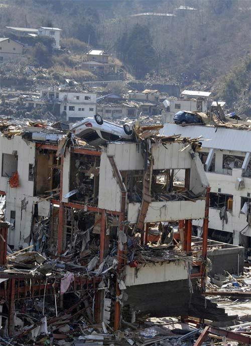 Terremoto en Japón 2011