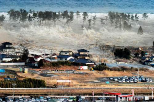 tsunami en Japón cobra miles de víctimas