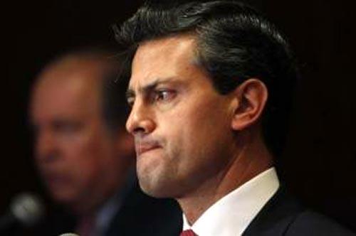 Informacion filtrada de Enrique Peña Nieto