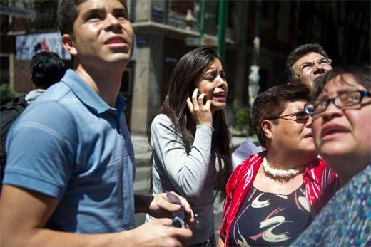 Terremoto en Chiapas de 6.3 grados deja a personas con crisis nerviosa y ansiedad