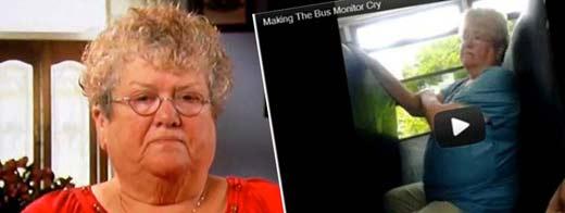 Karen Klein ha sido agredida en un autobús estudiantil por parte de chicos estudiantes