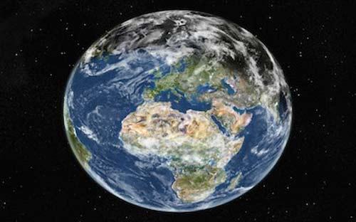 El origen del agua en el Planeta Tierra