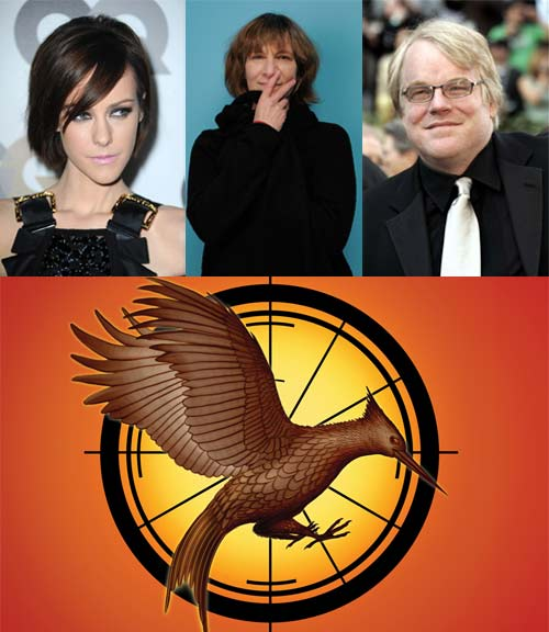 Elenco para secuela de The Hunger Games
