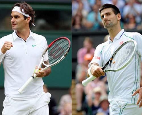 Resultados de semifinales en Wimbledon