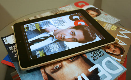 Revistas digitales para el iPad