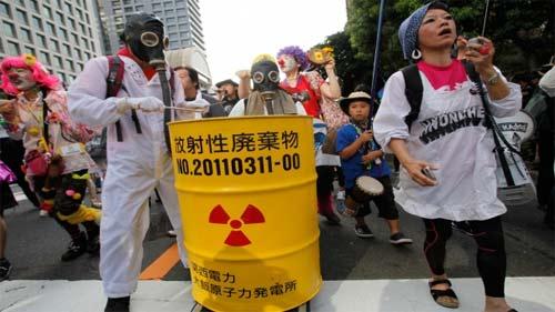 Japón se queja sobre la energía nuclear