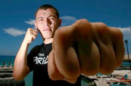 Jorge Maromerito Paez Jr, campeón mexicalense de box