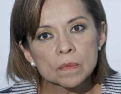 Josefina Vázquez Mota se encuentra triste, no por perder las elecciones