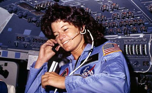 Muere la astronauta Sally Ride
