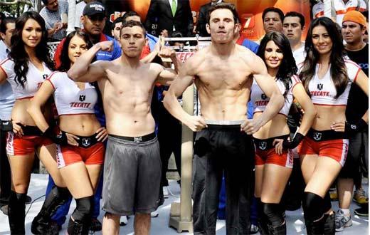 Jorge Maromerito Paez Jr vence por segunda ocasión a Omar Chavez quien buscó la revancha