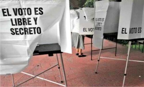 Casilla electoral