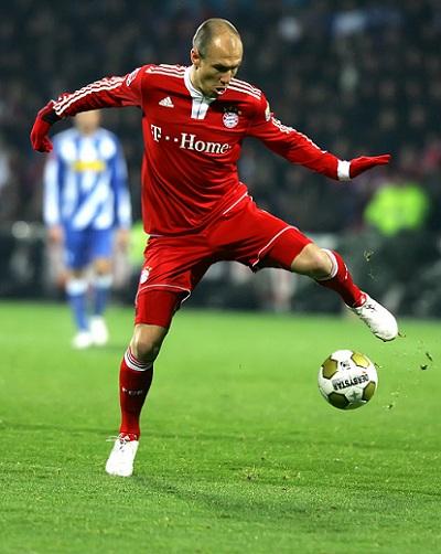 Primera victoria del Bayer Munich en la Bundesliga
