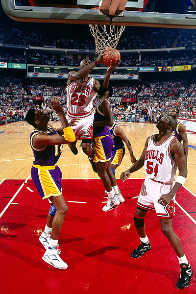 15 mejores jugadores de la NBA