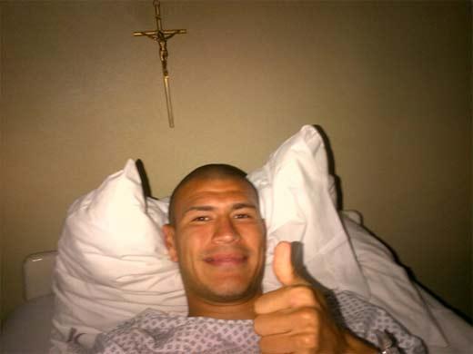 "Jorge ""Chatón"" Enríquez se recupera de lesión en rodilla"