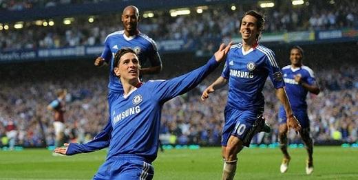 Fernando Torres del Chelsea