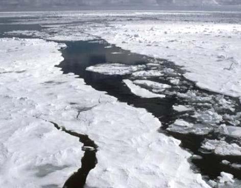 Niveles récord en deshielo del Ártico
