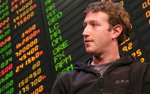 Duele a Zuckerberg caida de acciones de Facebook en Nasdaq