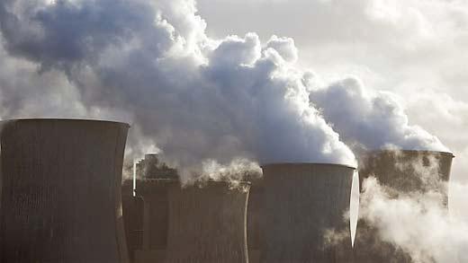 EEUU logra minímo histórico en emisiones de CO2