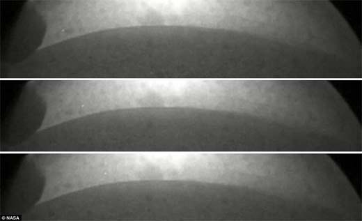Imagen de Curiosity muestra supuesto OVNI en Marte