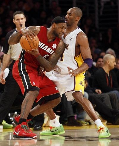 LeBron James ganador de tres MVP de la NBA