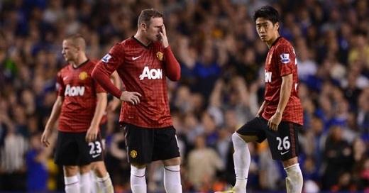 Pierde el Manchester United ante el Everton