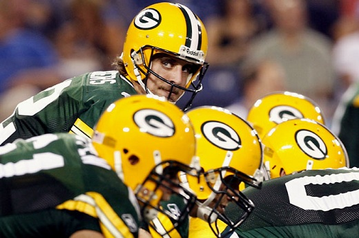 Green Bay Packers favoritos esta temporada 2012 en la NFL