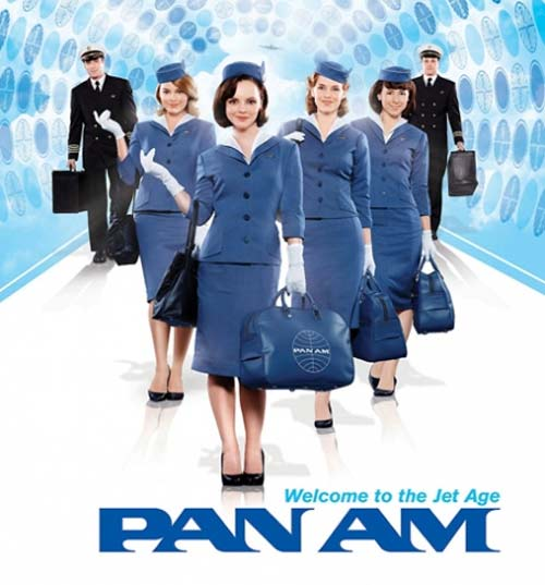 Pan Am, la serie de tv sobre azafatas