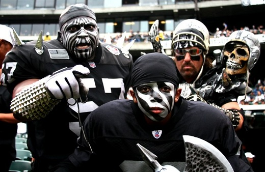 La NFL limita la actitud de los aficionados