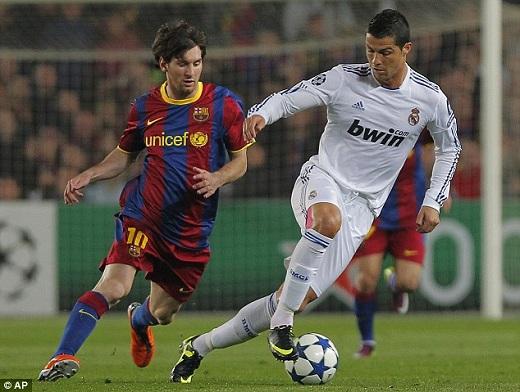 Real Madrir Gana la Super Copa contra el Barcelona