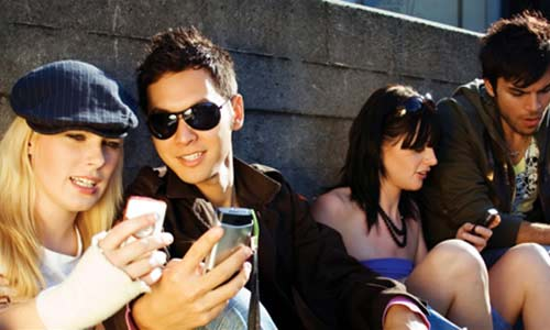 El uso del smartphone alcanzará la mitad de móviles para el 2013