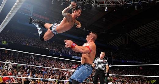 CM Vence a John Cena y Bi Show