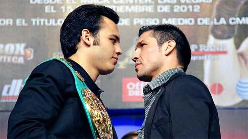 Chavez Jr contra Maravilla Martinez