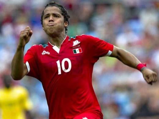Mallorca firma al mexicano Giovani Dos Santos