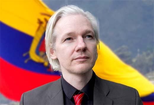 Ecuador concede asilo politico a Julian Assange