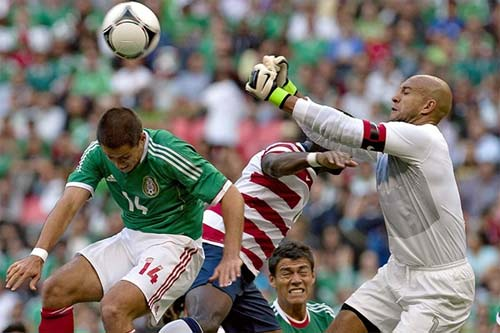 Mexico vs Estados Unidos 2012
