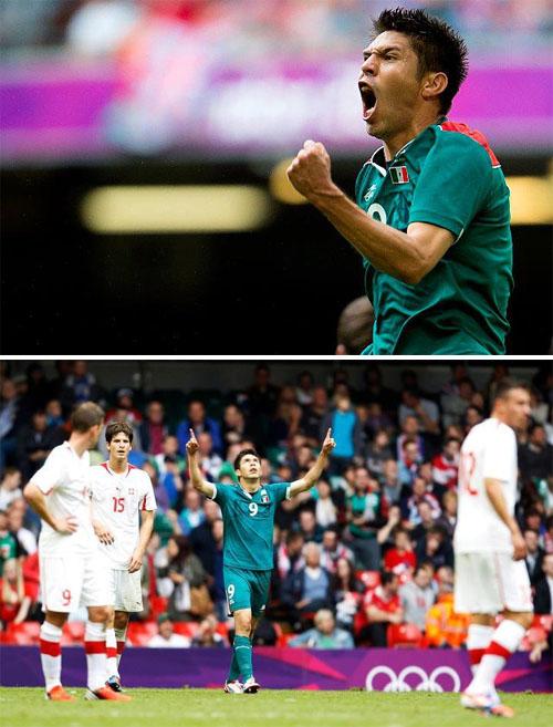 Equipo mexicano pasa a cuartos de final