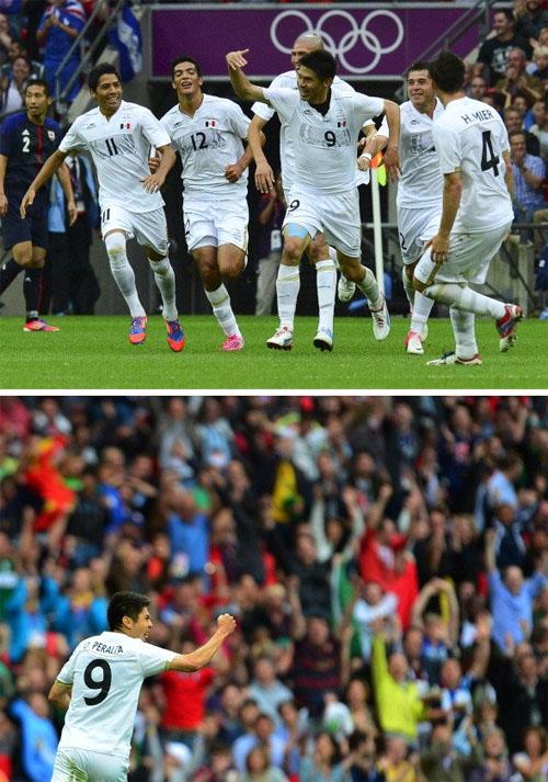 México pasó a la final de fútbol olímpico