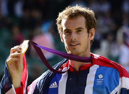 Andy Murray gano medalla de oro
